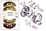 Achsen / Bremsen